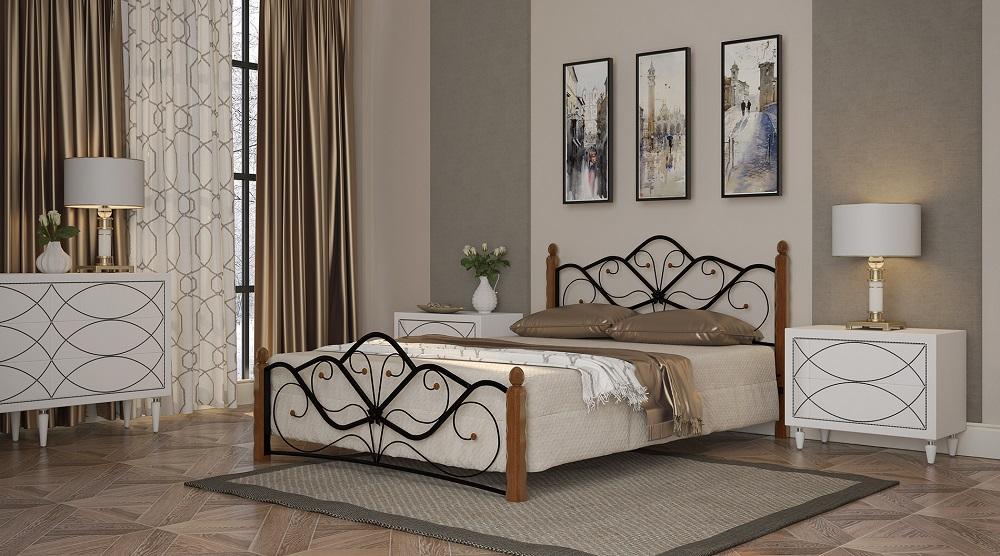 Заказать кованую кровать в Воронеже