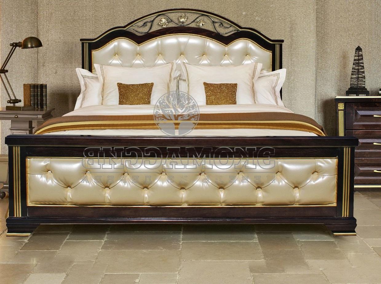Купить кровать из бука в Воронеже