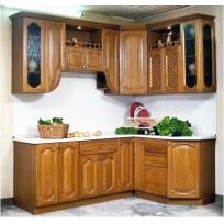 Кухни из дерева купить