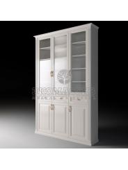 Шкаф трехстворчатый с ящиками Валенсия