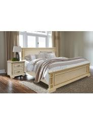 Кровать Грета из березы