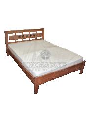 Кровать Сакура с орнаментом