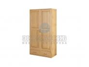 Шкаф двухдверный Эко-21