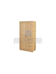 Шкаф двухдверный Эко-10