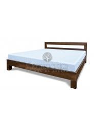 Кровать Витязь из дуба