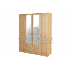 Шкаф четырехдверный Эко-19