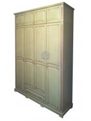 Шкаф с прямым багетом Оливия