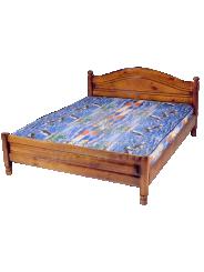 Кровать Горка филенчатая