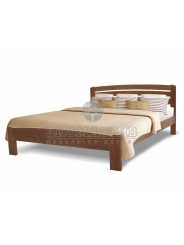 Кровать Магнолия из дуба