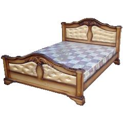 Кровать Экстра с тканью