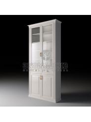 Шкаф двухстворчатый с ящиками Валенсия