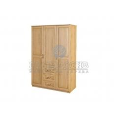Шкаф трехдверный Эко-2
