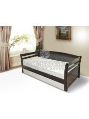 Кровать Верона из дуба