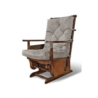 Кресло-качалка маятникого типа